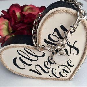 Tiffany & Company Heart Bracelet